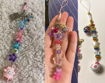 Custom Commissions for a Handmade Beaded Charms, Keychains, or Suncatchers!