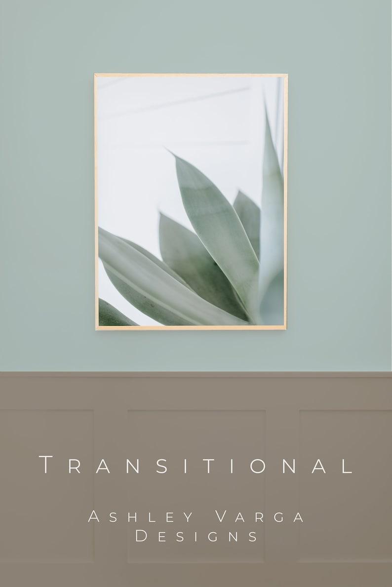 Transitional Color Scheme Digital Download Paint Swatches image 0
