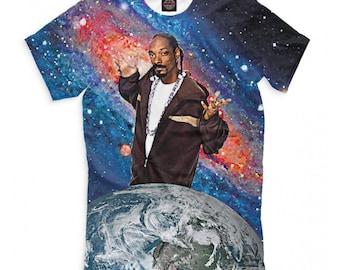 c64ca756433 Snoop Dogg 3D Full Print T-Shirt