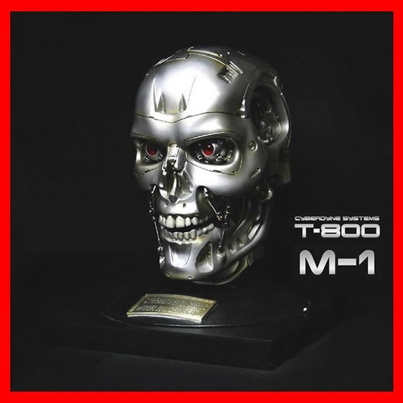 Right or Left Terminator T800 Endo Arm 21 Inch KIT with base 2020-A Scale 1:1