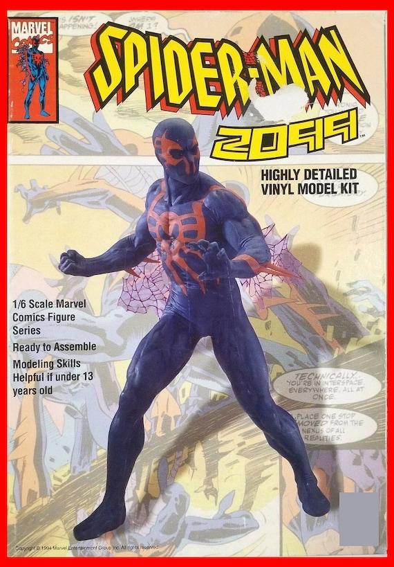 "11/""Spider man Green Goblin Movie Vinyl Model Kit 1//6"