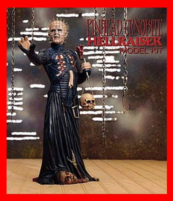 """12/"""" HELLRAISER  PINHEAD CENOBITE Horror Movies Vinyl Model Kit 1//6"""