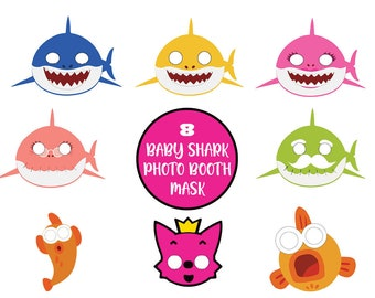 Shark Photo Booth Etsy