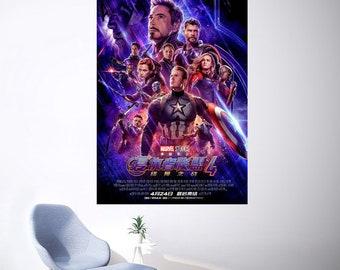 "Sci-Fi Movie Blade Runner 2049 Poster 18x12 36x24 40x27/"" Wall Art Decor"