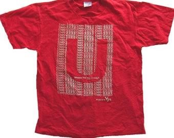 2d370f4b014 Rare Vintage New Age T-shirt (large)