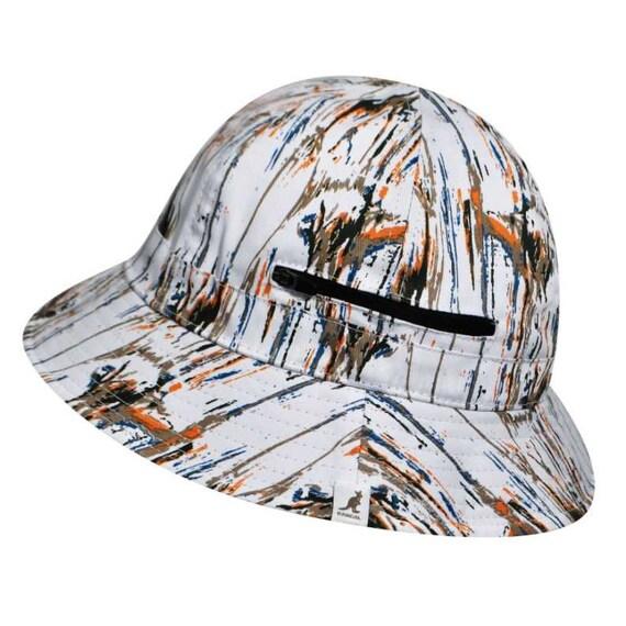 Kangol Digi Marble Casual Bucket Hat Street Wear -
