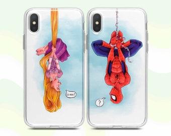 newest bc83b 7479b Rapunzel phone case | Etsy