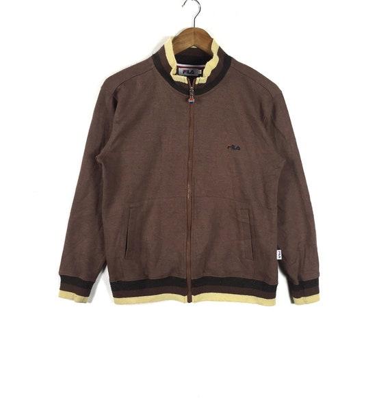 FILA SPORTWEAR Fila Full Zipper Sweater Fila Sport