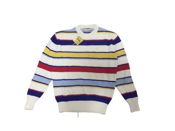 McGregor Sportwear Colourfull Stripe Jumper/Sweats