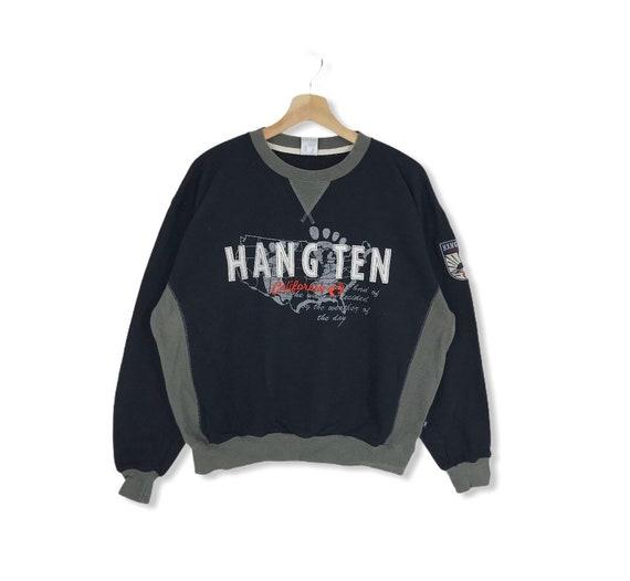 HANG TEN Surfing Wear Embroidery Big Logo Hang Ten