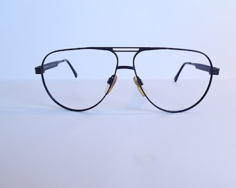 5e6cbc9add4b Vintage Sergio Tacchini S.T.1034-ST803-P SMALL Eyeglasses Used Frame made  in ITALY