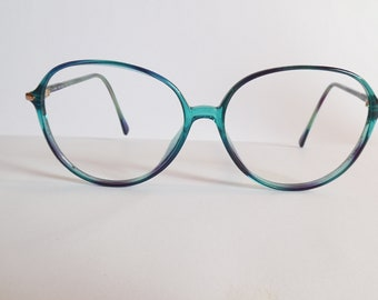 caf647a832a8 Vintage Silhouette SPX M1763  20 C1935 with gold accents Eyeglasses Used Frame  Made in Austria