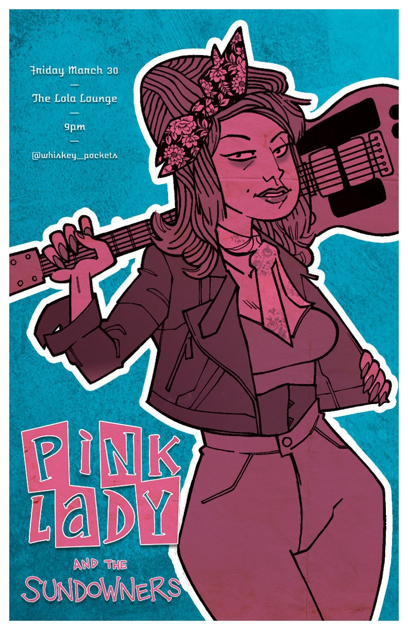 FBP: Pink Lady and the Sun Downers image 0