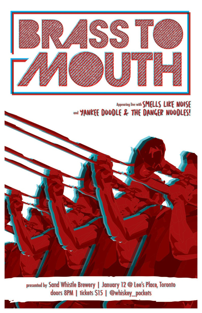 FBP: Brass to Mouth image 0