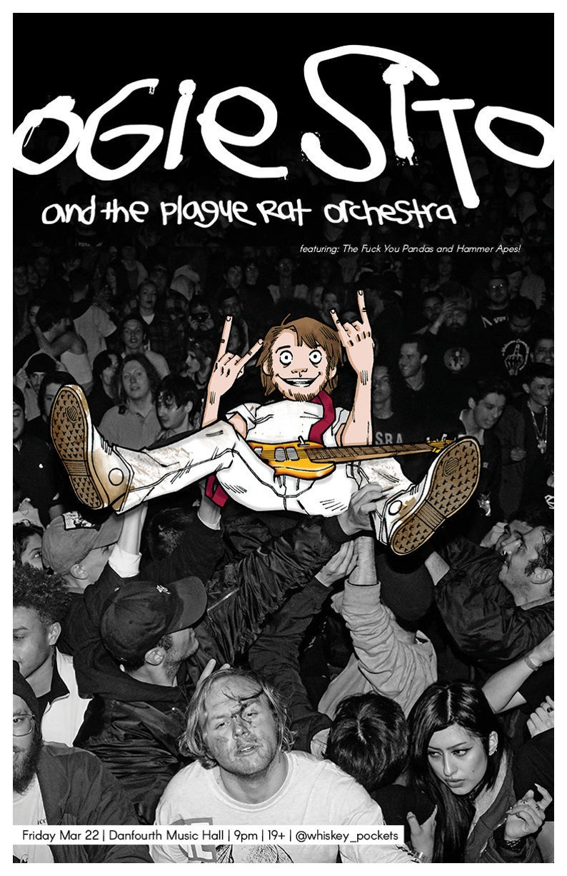 Ogie Sito and the Plague Rat Orchestra image 0