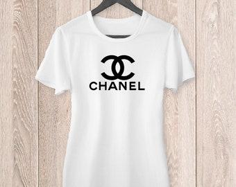2727d691be1cf Chanel tshirt