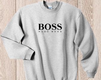 628341f39bd8 Hugo Boss Sweatshirt For Men Women Kids