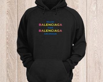 070f3b1b863 Balenciaga Mens Womens Unisex Hoodie