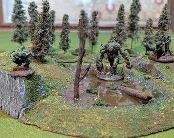 Wargaming terrain | Etsy