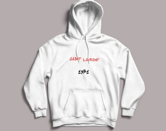 10bc69a58f6af custom Hoodie for her for him inspired by YSL