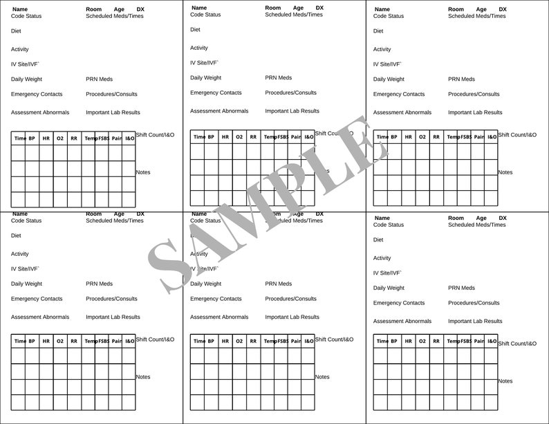 picture about Printable Nurses Week Games known as Printable Nurse Organizer, 6 Client, Nurse Mind, Affected person Trackers, Nurse Organizer, Nurse Templates, Nursing Faculty, SBAR, Go Short article