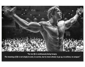 Arnold Poster Etsy