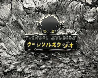 Turnsol Studios Goblin Enamel Pin