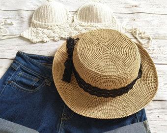 09a96d6c5b774 Handmade crocheted hat