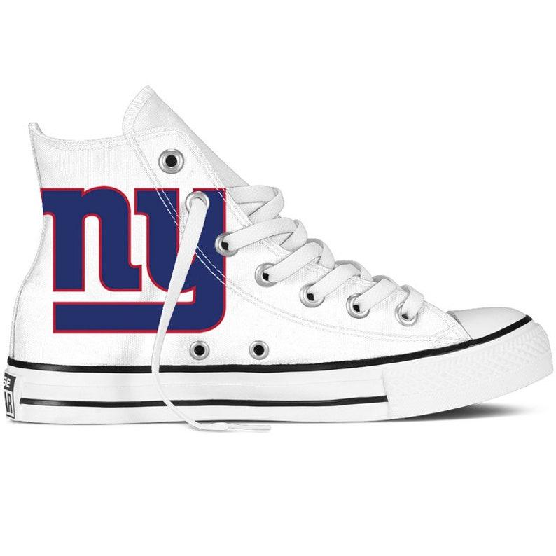 Custom New York Giants Converse Custom