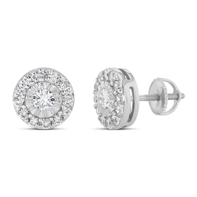 Sterling Silver Earrings Studs Men Earrings Black Gold Earring Studs Screw Backs Men/'s Earrings Men Earrings Silver Diamond Earrings