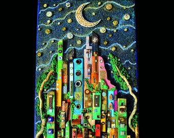 Stars streams city