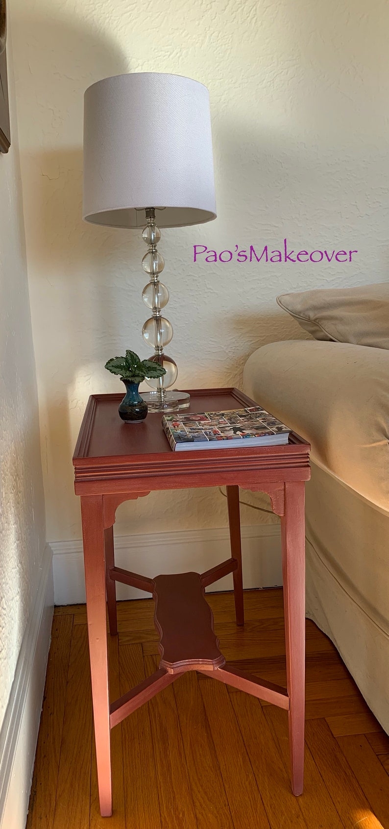 Side Table Etsy
