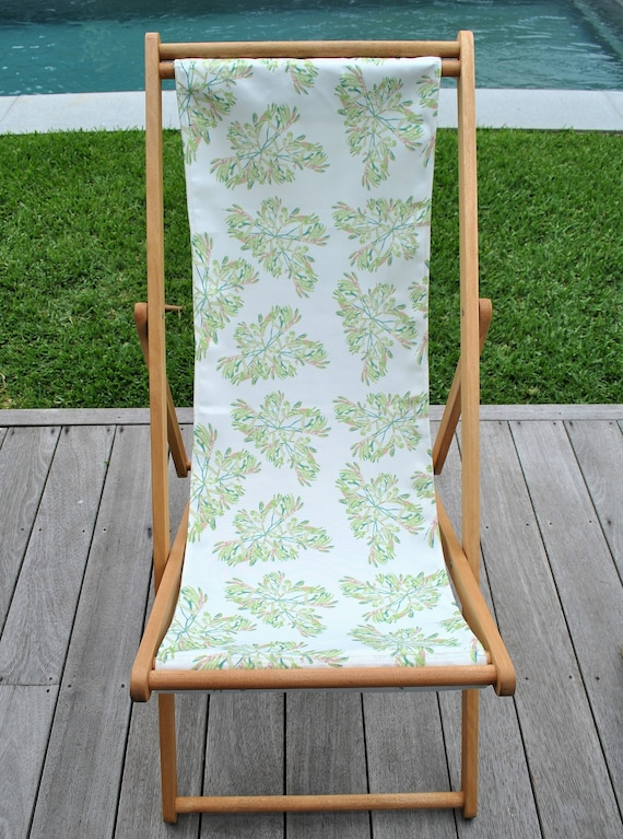 Magnificent Deckchair Sling Botanical Print Patio Chair Replacement Sling Australia Outdoor Fabric Wedding Reception Glamp Chair Frame Sold Separately Forskolin Free Trial Chair Design Images Forskolin Free Trialorg