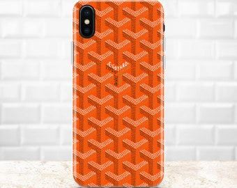 14473ea3180 Inspired by Goyard Paris Galaxy S10 case iPhone 8 Plus case iPhone X case  iPhone XR cover Note 9 iPhone XS Max iPhone 7 Pixel 3 Samsung S8
