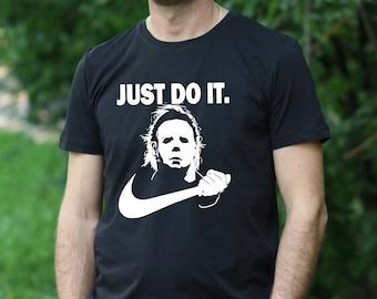 6866d851d3f827 Michael myers shirt