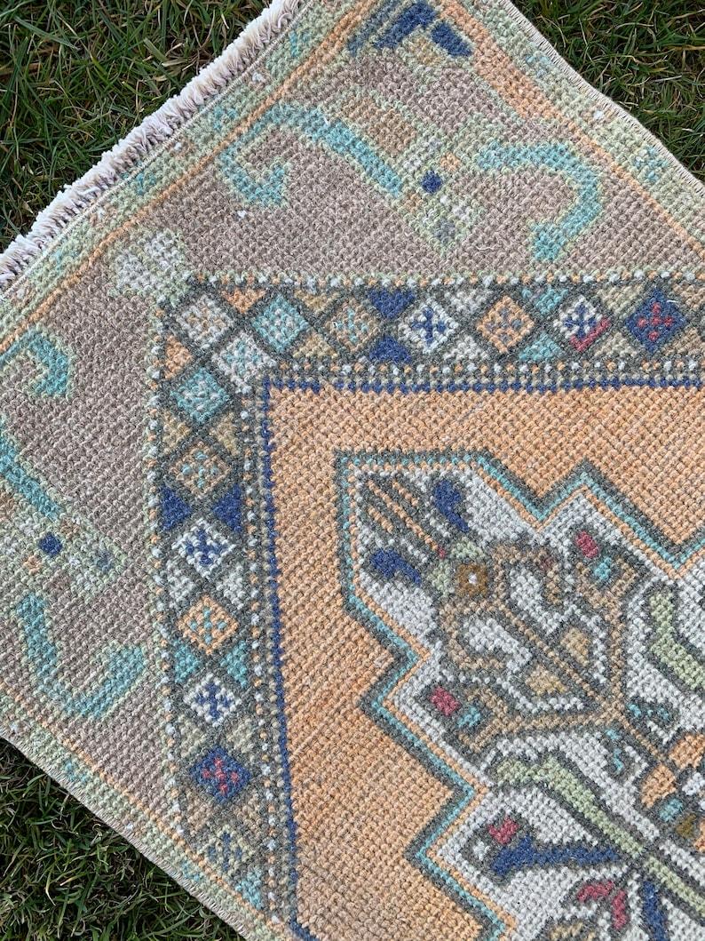 Front Mat Rug Handwoven Rug 1\u201954\u201dX3\u201915\u201dft Floor Rug Rug Entry Rug Wool Rug Etsy Rug Handmade Handmade Rug Bath Mat Rug Cotton Rug