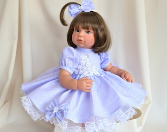 f8edfb07d Cute dress for Lee Middleton doll, doll dress, doll clothes, doll outfit