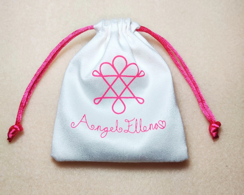 GBP Jewelry Bags ~ FREE Gift Bag With Every Order For Any Purchase Worth 35 Crystal Bags Angel Ellena Gift Bags ~ Reiki Charged