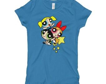 29b53d7cd Powerpuff Girls T-Shirt Gift