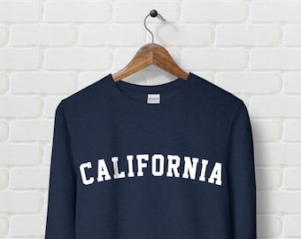 bed4d611 California sweatshirt, california shirt, mama sweatshirt, malibu  california, malibu shirt, crewneck sweatshirt, malibu california