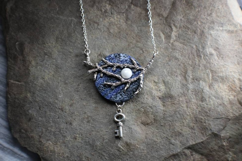 Wheel of Hecate Symbol Mysterious pendant necklace jewelry Glass Cabochon