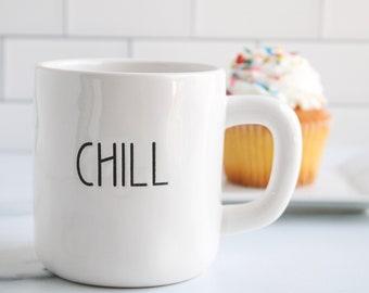 Ceramic Mug-Chill