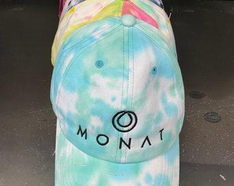 Tie Dye Monat Hat   Monat Dad Hat   Monat Marketing   Monat Business    Shampoo Dealer