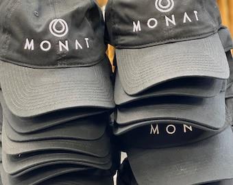 Embroidered Monat Hat   Monat Dad Hat   Monat Marketing   Monat Business    Shampoo Dealer
