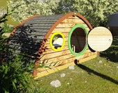 Hobbit House - 3mx2m (65 sq ft) - Kids Play House - Camping - Tiny - Pool - Guest House - Multiple Use