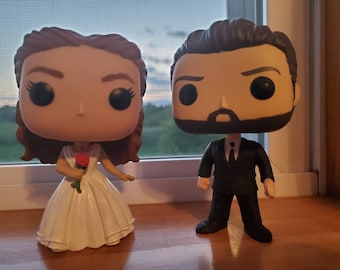Custom Couple, Wedding, and Game Character Funko Pops MESSAGE BEFORE ORDERING