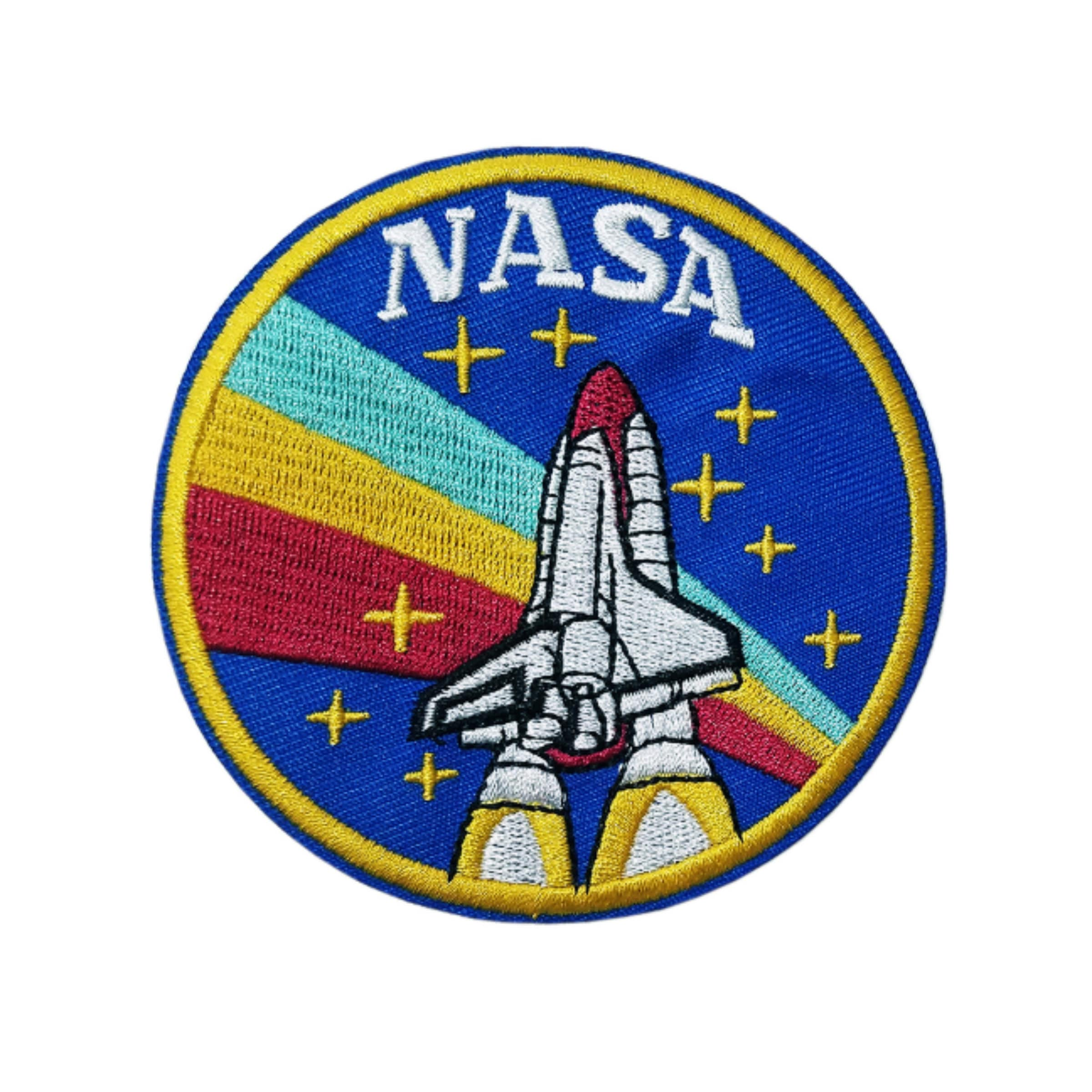 UFO patch,Alien patch,Canyon patch,iron on patch,embroidered patch,applique Sew on patch,for jacket,for mask,for backpack,