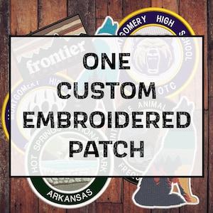 Applique embroidery Patches Patches /Écusson brod/é Linkin Park