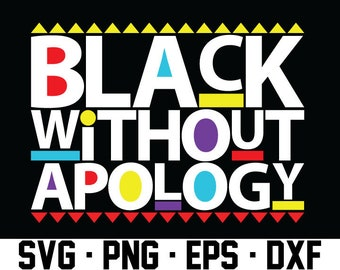 e11a3649d41c Black By Popular Demand SVG Vector - Png Eps Jpg Dxf Silhouette Cricut  Martin TV Show Funny Afro African Melanin Black Girl Magic Melanin