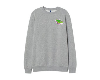 aa560bb7a84d The Fresh Prince of bel air Sweatshirt Inspired Cotton Jumper top Retro  patch Unisex